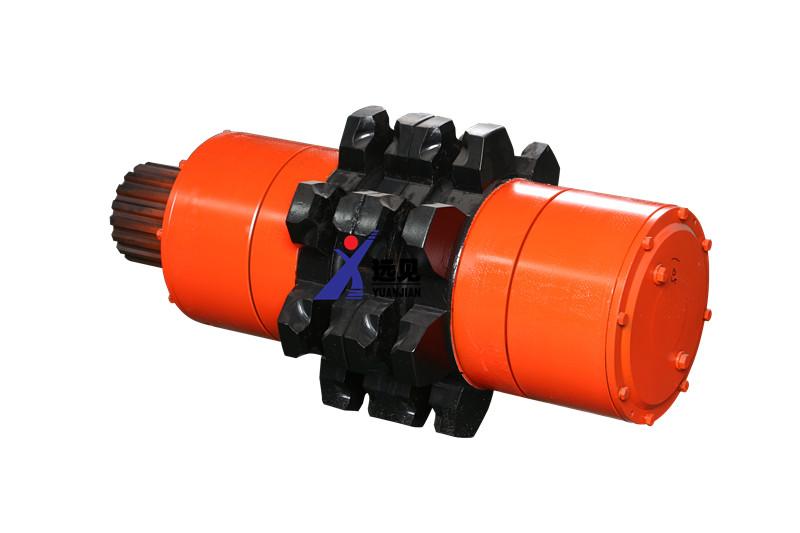 86S010101型链轮轴组的主要技术参数