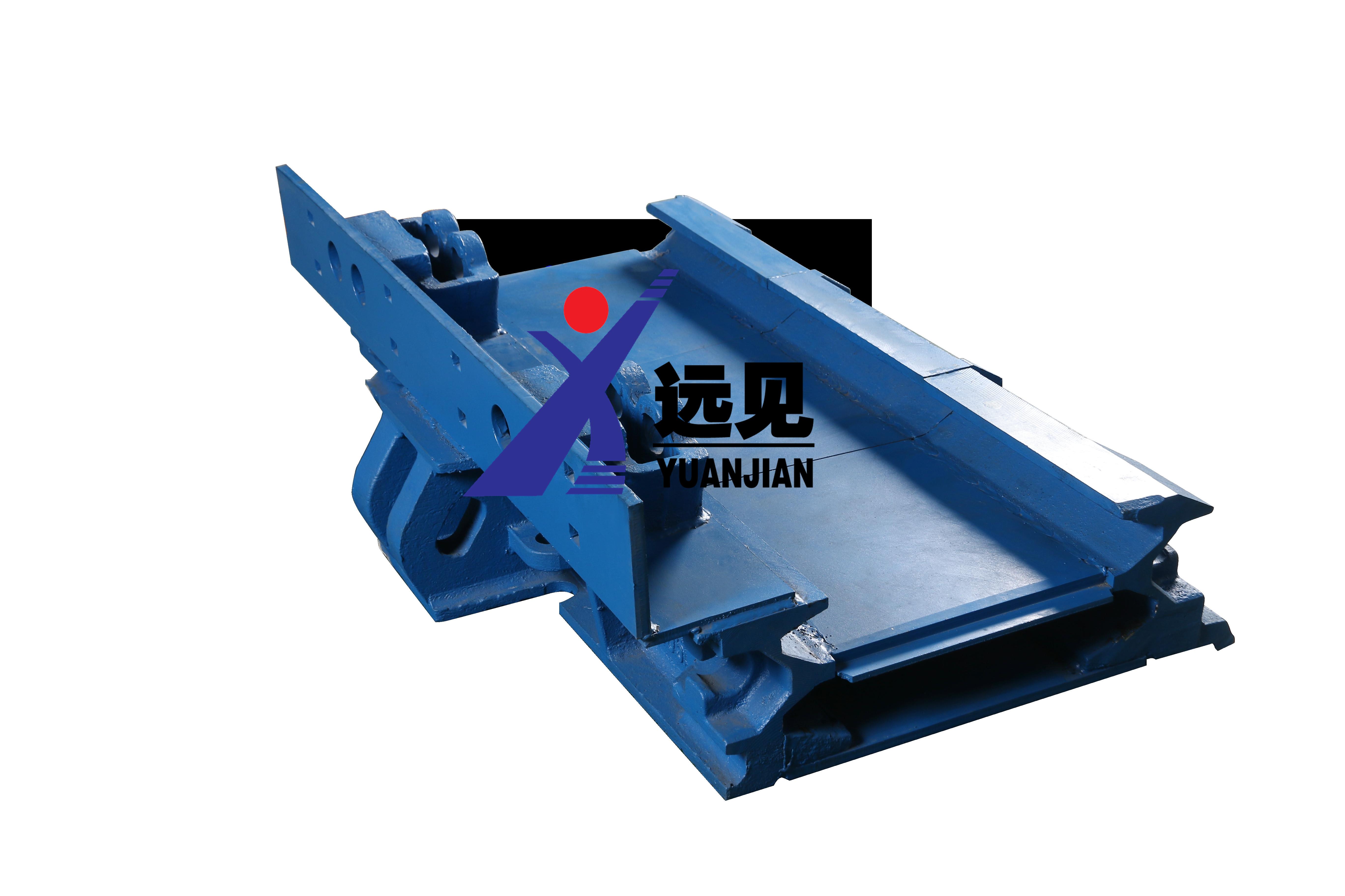 山东矿机630/220千赢国际娱乐pt下载机、转载机用中部槽 开天窗中部槽