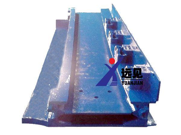 105SP型千赢国际娱乐pt下载机用过渡槽