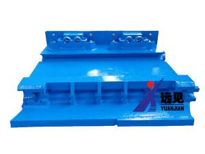 山东矿机730系列千赢国际娱乐pt下载输送机变线抬高槽、抬高变线槽、变线槽、抬高槽