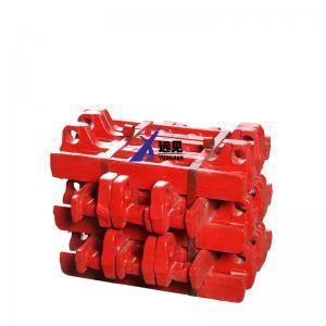 3TY-72齿轨 6节距齿轨 锻造齿轨 煤机配件 西北奔牛齿轨