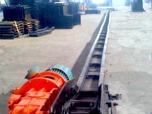 某煤矿定做SGB420/40TX型刮板机(小40刮板机)调试
