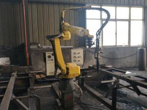 铆焊车间 智能机械手