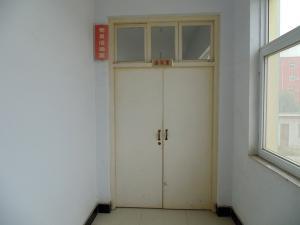 公司会议室大门